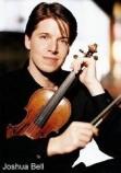 Montessori Alumni Photo of Joshua Bell