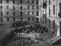 Photo of Casa dei Bambini taken on opening day, 6th of January 1907