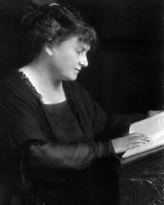 Maria Montessori Pictured in 1919